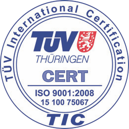 HTMT Washing Gel TÜV NORD Certification