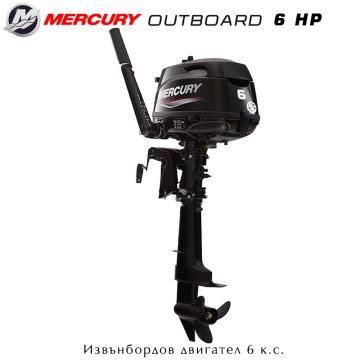 Двигател Mercury F6