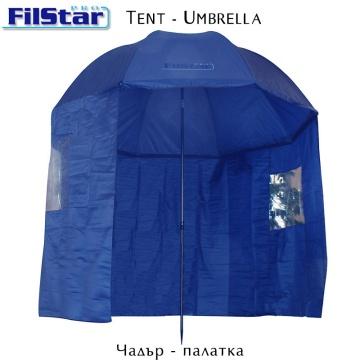 Шарански Чадър/Палатка FilStar 2.50м