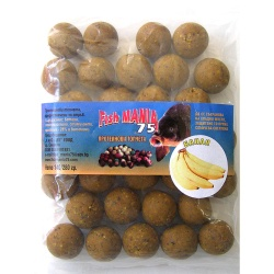Fish Mania boilies 140g pack