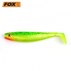 Fox Rage Pro Shad UV 10cm | Lemon Tiger | Силиконова рибка
