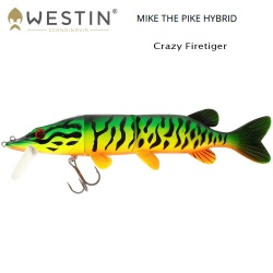 Westin Mike the Pike 20 cm | Hybrid lure