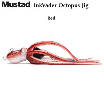 MUSTAD /'INKVADER/' Silicon Octopus Jig Lure Spinning Jigging Trolling