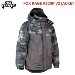Fox Rage RS20K V2 Ripstop Jacket | Яке