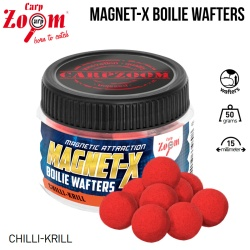 Carp Zoom Magnet-X Boilie Wafters | Плуващи топчета