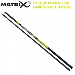 Дръжка за кеп Fox Matrix Torque Landing Net Handle 2.5m GLN060