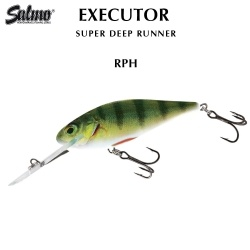 Salmo Executor 5 | Super Deep Runner