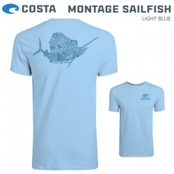 Costa Montage Sailfish SS | Тениска