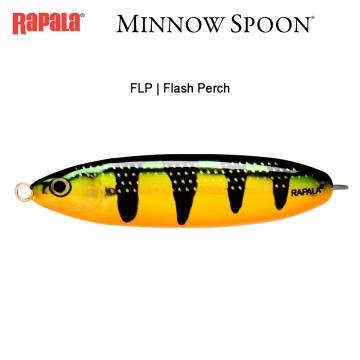 color Live Perch RAPALA RATTLIN MINNOW SPOON RMSR 8 cm PEL
