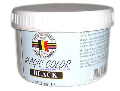 Боя за захранка Van den Eynde Magic Color Black (черна)