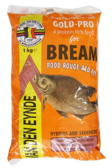 Van den Eynde Gold-Pro Bream Red