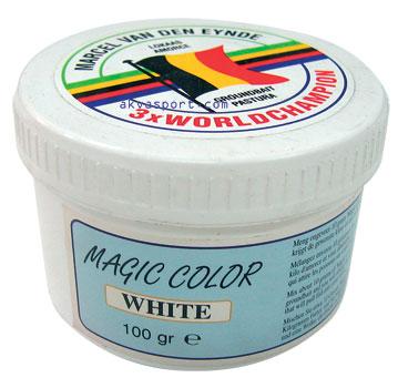 Боя за захранка Van den Eynde Magic Color White (бяла)