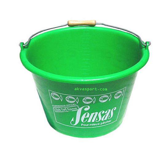 Кофа за подхранка Sensas 17 литра
