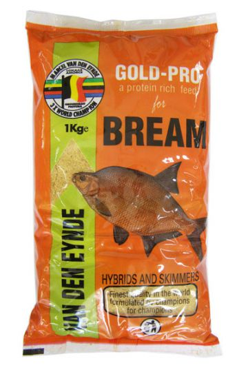 Захранка Van den Eynde Gold-Pro Bream Yellow