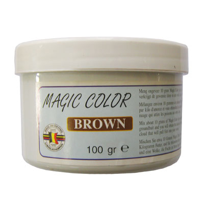 Van den Eynde Magic Color Brown