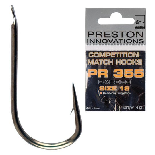 Куки Preston PR355