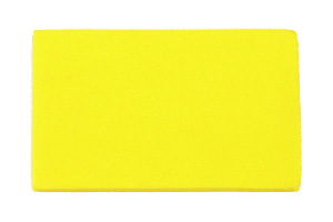 pop-up foam, yellow