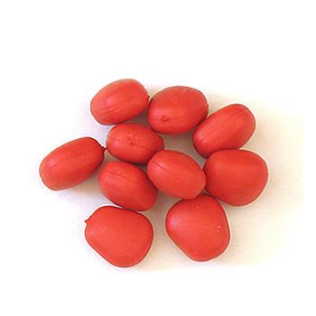 Изкуствена царевица, червена