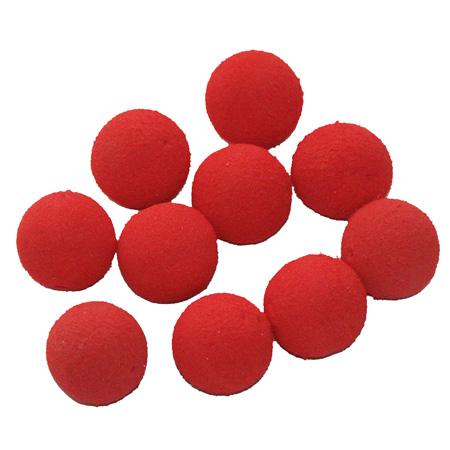 Плуващи топчета, червени 357910