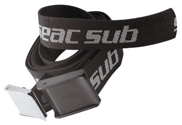 Колан за тежести Seac Sub с пластмасова тока