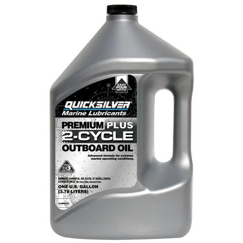 Quicksilver Premium Plus 2-Cycle