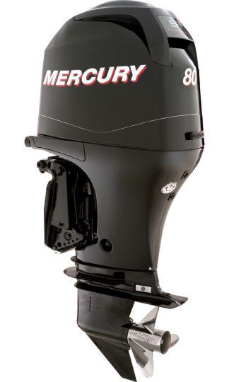 Mercury F80 ELPT EFI outboard motor