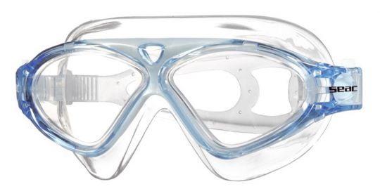 Seac Sub Vision Junior Swimming Goggles (blue)