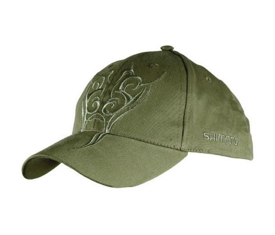 Шапка Shimano Tribal Embroidered Cap Limited Edition 62