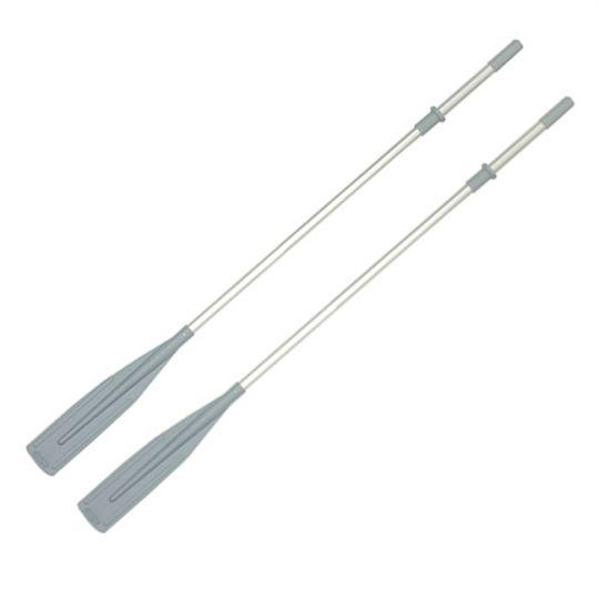 paddles with oarlock slot Eval 185cm (pair)