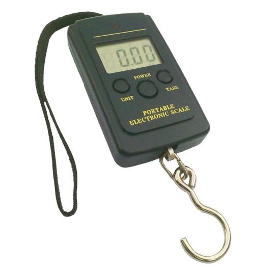 Portable Electronic Scale 40 kg