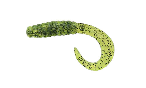 Action Plastics Curl Tail Grub 018 6cm
