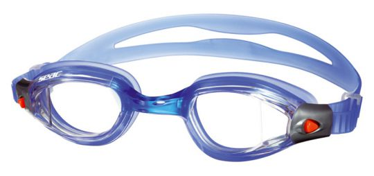 Seac Sub Spy Swimming Goggles (blue)