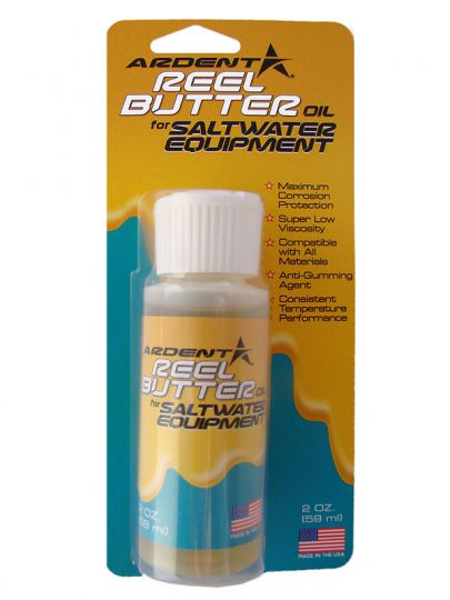 Ardent Reel Butter Oil for Salt Water