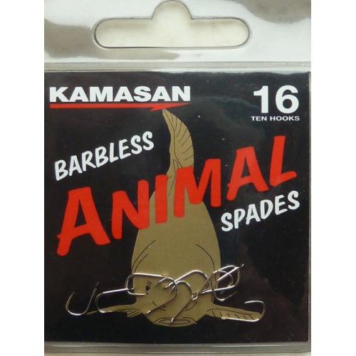 Куки Kamasan Animal