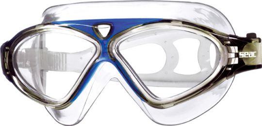 Seac Sub Vision HD Swimming Goggles (blue)