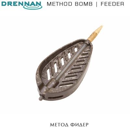 Хранилка Drennan Inline Method Feeder