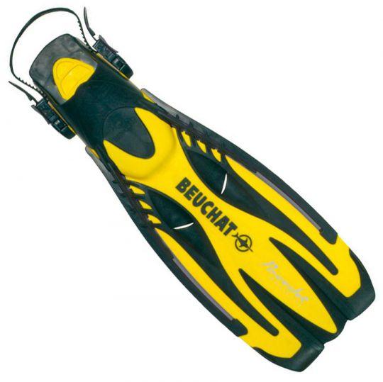 Beuchat Powerjet Adjustable (yellow)