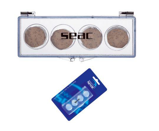 Seac Sub Ear Plugs Silicone, Compact