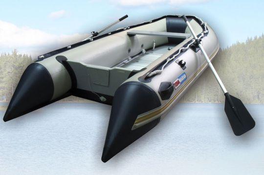 Надуваема лодка с алуминиево дъно Tohamaran ALD-270