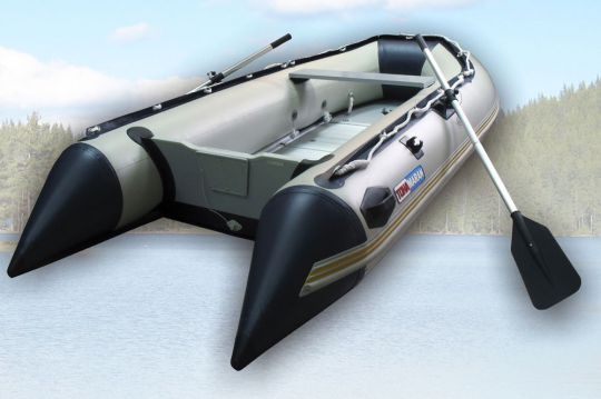 Tohamaran ALD-360 inflatable boat
