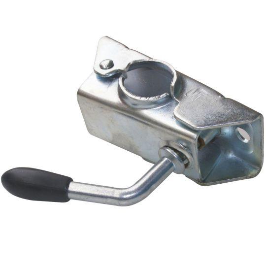 Скоба ф38 за спомагателно колело на колесар