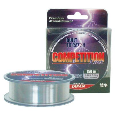 Competition line monofilament 150m