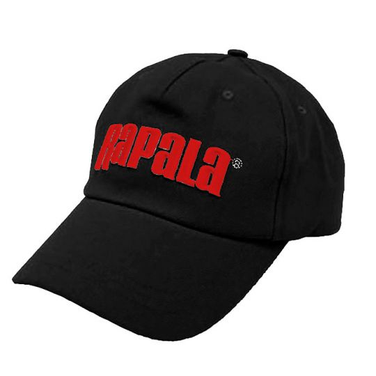 Шапка Rapala Cap Rap Black