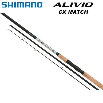 Мaч Shimano Alivio CX Match 4.20