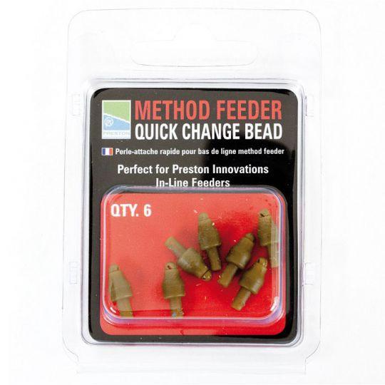 Перли за монтаж Method Feeder Quick Change