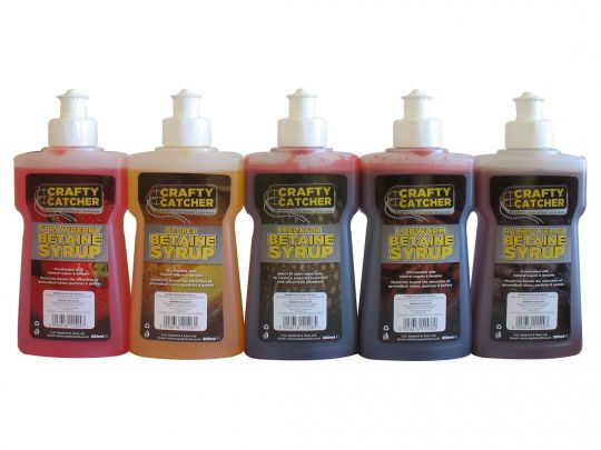 Течен бетаин Crafty Catcher Betaine Syrups 250ml