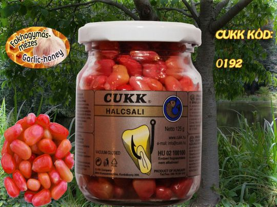 Царевица Cukk Garlic-Honey (чесън-мед)