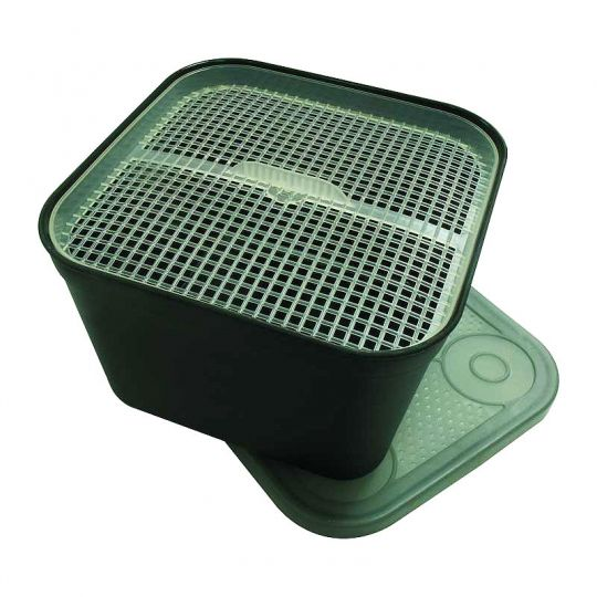 Кутия за стръв със сито Preston PBT/3MR