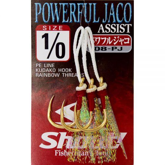 Асист куки Shout Powerful Jaco 08-PJ