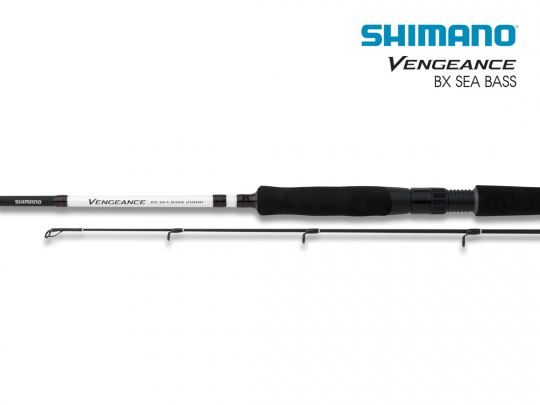 спининг Shimano Vengeance BX Sea Bass 2.40 H